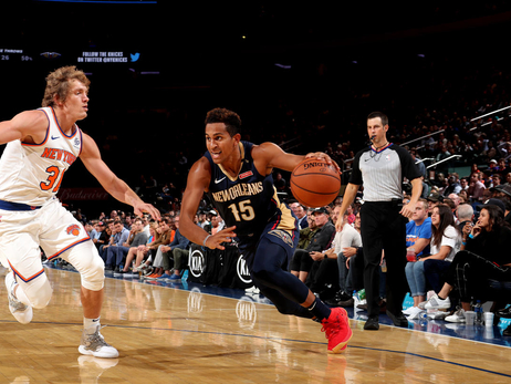 Pelicans recall Frank Jackson from Texas Legends
