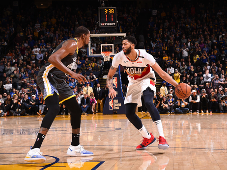 Game 45: Pelicans at Warriors Postgame Quotes 1-16-19