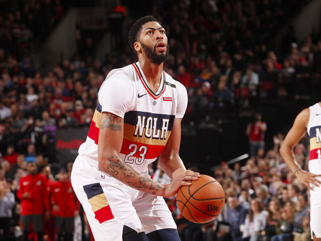 Anthony Davis Injury Update