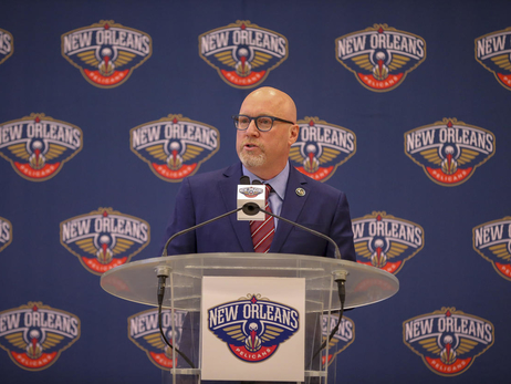 David Griffin continues to fulfill lifelong dream