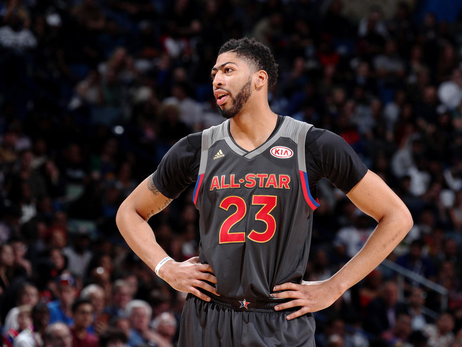 2017 NBA All-Star Postgame Quotes: Anthony Davis