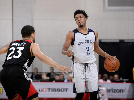 Pelicans Waive Quinn Cook and Axel Toupane
