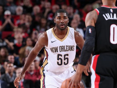 Game 4: Pelicans at Trail Blazers 10-24-17