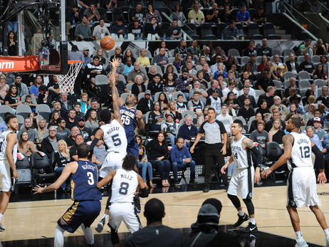 Game 68: Pelicans-Spurs Postgame Quotes 3-15-18