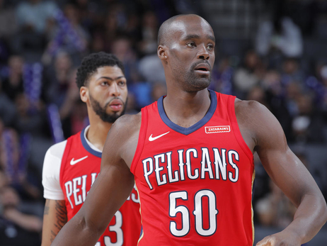 2017-18 Pelicans Season in Review: Emeka Okafor