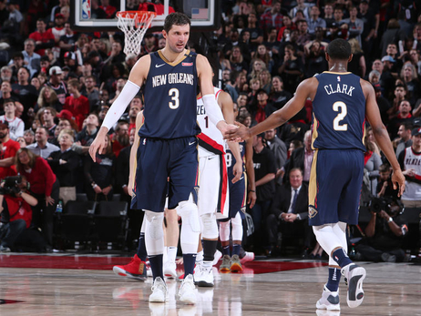A memorable season: Sean Kelley's favorite moments from 2017-18 Pelicans season