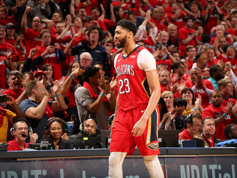 Anthony Davis nominated for 2018 ESPY Award for Best NBA Player