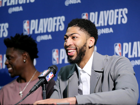 Round 1 Game 4: Pelicans-Trail Blazers Postgame Quotes 4-21-18