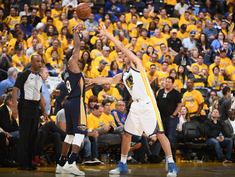 Playoffs Round 2 Game 5: Pelicans vs. Warriors 5-8-18