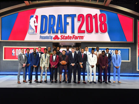 NBA announces early entry candidates for 2019 NBA Draft
