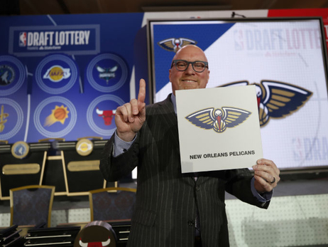 Conference Call with David Griffin following the 2019 NBA Draft Lottery