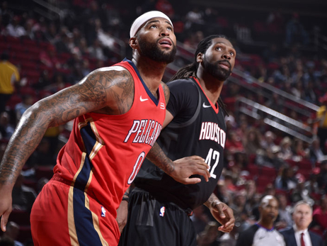 Game 28: Pelicans at the Houston Rockets, 12-11-2017