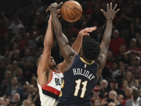 Jrue Holiday selected to 2018 All-Defensive First Team