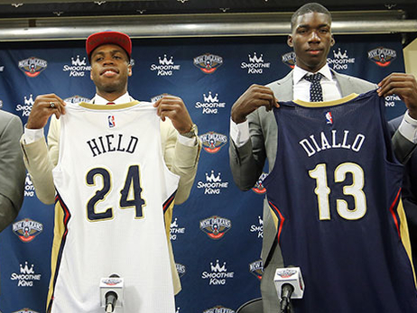 Pelicans draft receives nearly straight As on Internet report cards