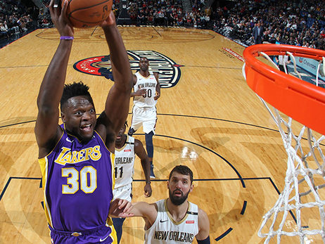 Fast-paced Pelicans optimistic about upside and versatility of Julius Randle