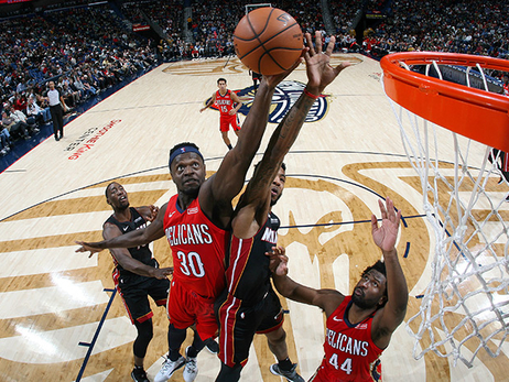 Pelicans will play without Julius Randle for first time this season in Milwaukee