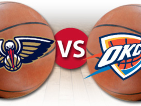 Game Preview: Pelicans vs. Thunder - December 2, 2014