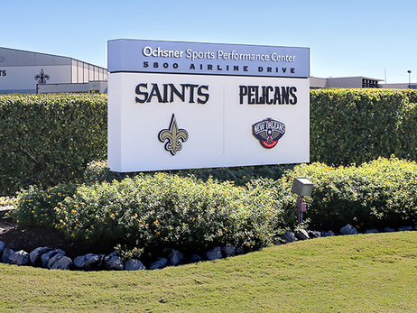Pelicans and Saints Announce New Name for Training Facilities with Partner Ochsner Health System