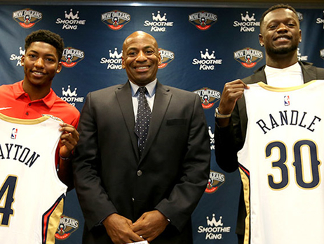 Pelicans will use training camp, preseason games to acclimate new players to system