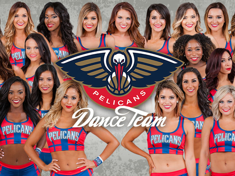 Meet Your 2016 Pelicans Dance Team
