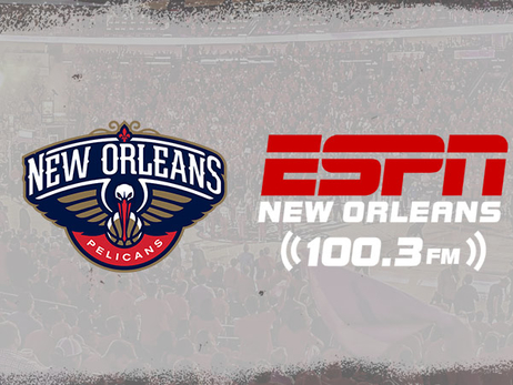 Pelicans and Coastal Broadcasting announce multi-year radio agreement