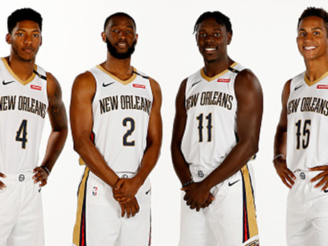 Pelicans guards implementing fast-paced mindset early in training camp
