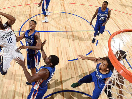NBA Summer League Consolation Round: Knicks 102, Pelicans 83
