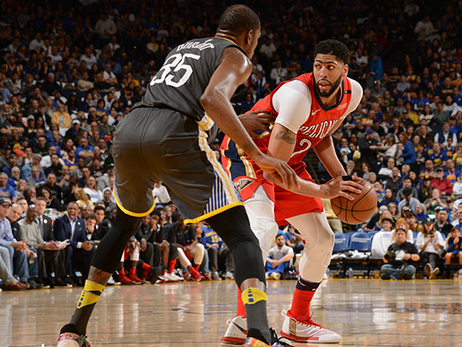 Pelican State vs. Golden State in Western Conference semifinals