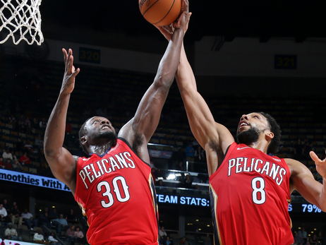 Danny Ferry says Pelicans will focus on going-forward mentality