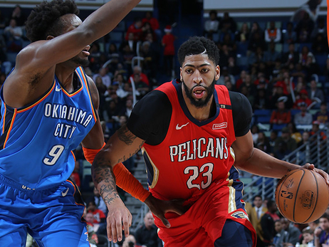 Postgame wrap: Pelicans 118, Thunder 114