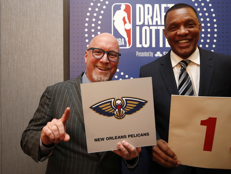 Pelicans lottery win brings instant excitement along Gulf Coast, jump in season-ticket sales
