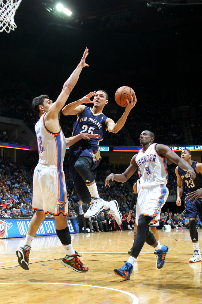 Preseason Game 5: Pelicans defeat the Thunder 105-102 on the