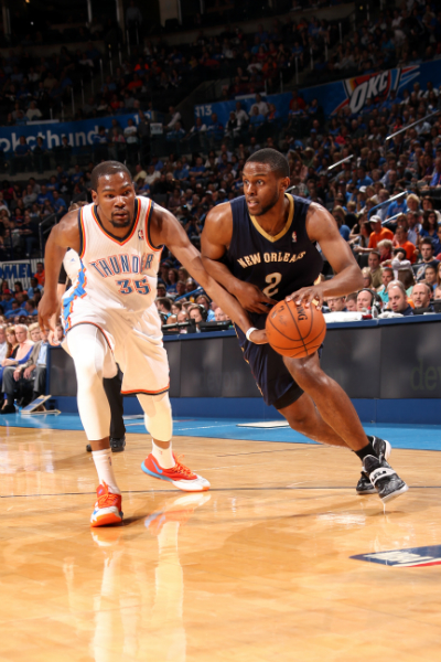 Game 79: Pelicans battle the Thunder on the road
