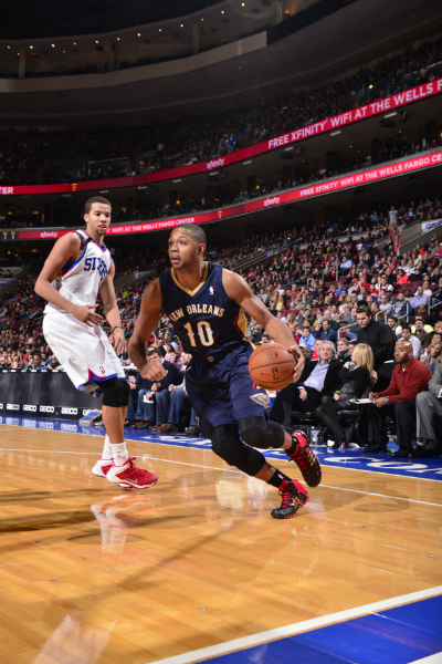 Pelicans defeat the 76ers 121-105 on the road