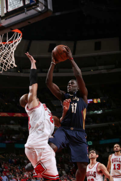 Game 17 - Pelicans defeat the Bulls 131-128 in triple overti