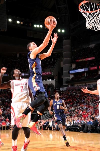 Game 80: Pelicans fall to the Rockets 111-104 on the road.