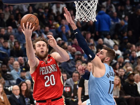 Pelicans Radio postgame interview with Nicolo Melli - Pelicans vs Grizzlies, January 20, 2020