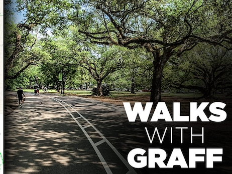 Walks with Graff: the Uptown route