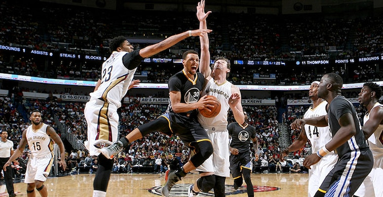 Pelicans National Tv Slate Highlighted By Four Espn Games