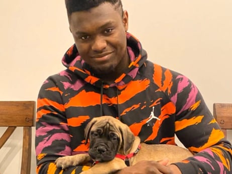 National Dog Day 2020: Pelicans players show off their pups