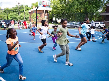 Detroit Pistons' neighborhood program going strong while following COVID-19 protocols