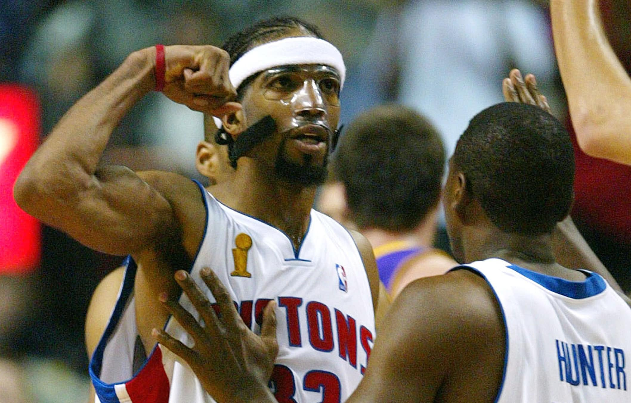 2004 NBA Finals, Game 3 | Detroit Pistons