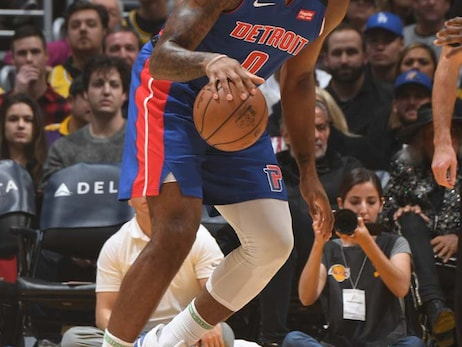 Pistons 99, Lakers 106