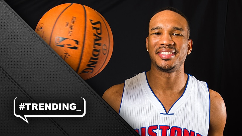 Bradley already showing signs of emerging as a Pistons leader
