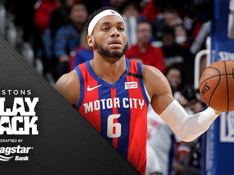 Something for everyone as Pistons roar back to notch OT win over Nuggets