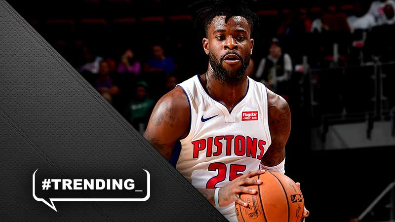 Bullock Johnson back and ready to go as Pistons face first road game