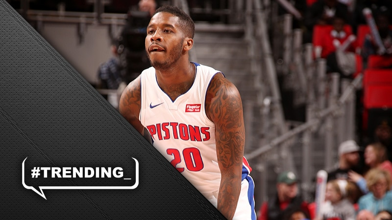 Buycks a pro at playing for his job makes a strong case to stick with Pistons