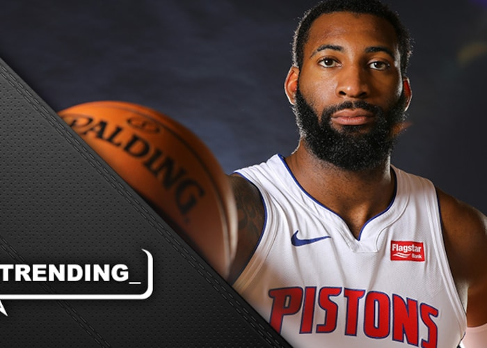 Drummond prepares to play full 48 for Pistons – just in case