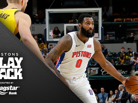 Drummond's 3rd foul changes momentum in a heartbeat as Pacers get back at Pistons