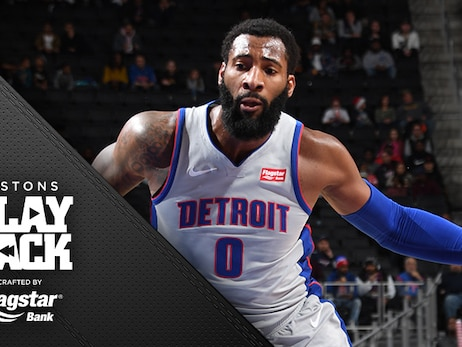 Great first half, fantastic finish make up for dreary third quarter as Pistons beat Pacers